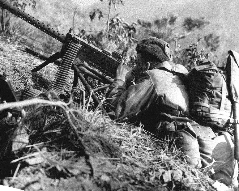 M1919 Browning machine gun