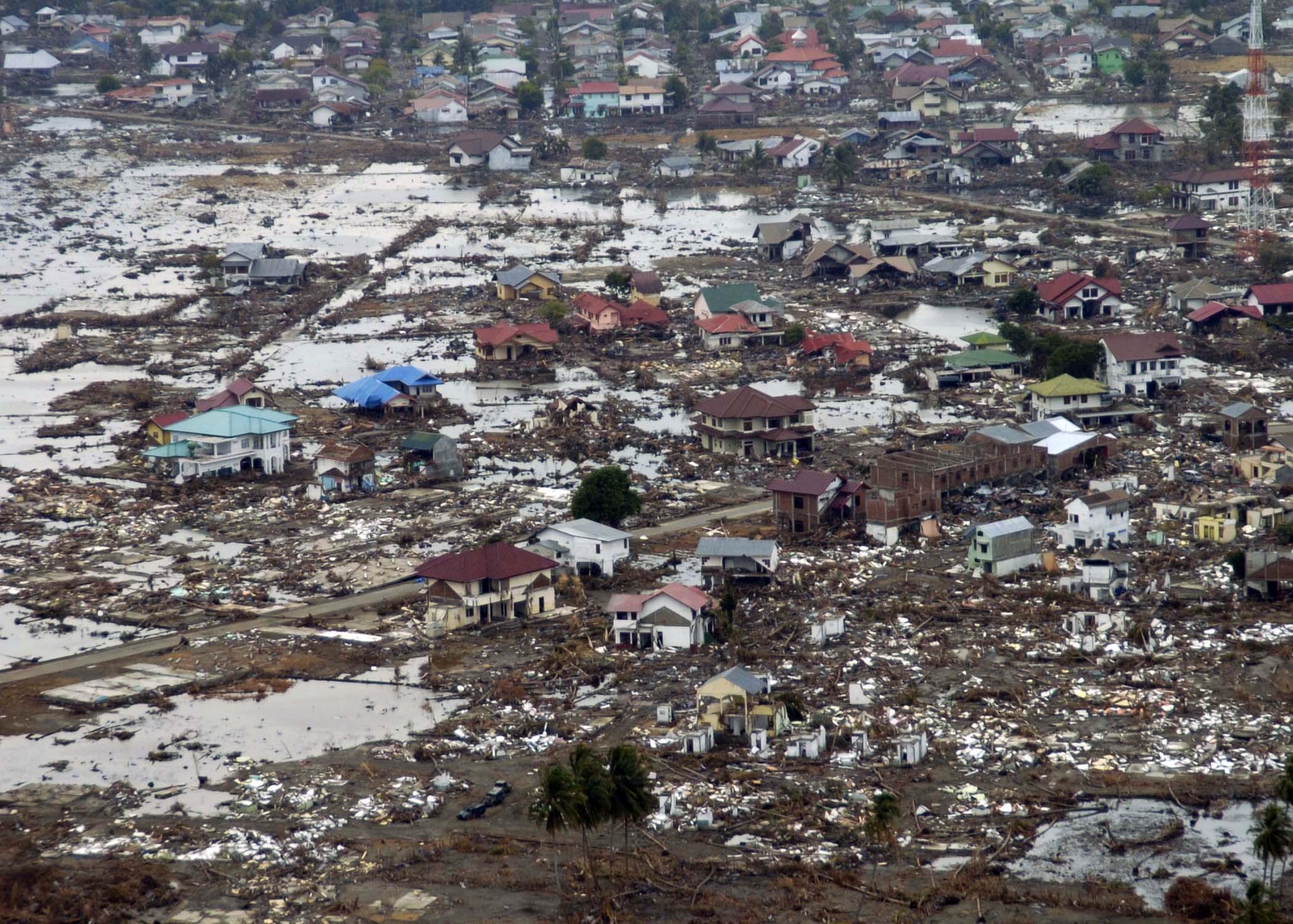 Himalayan tsunami was caused by us