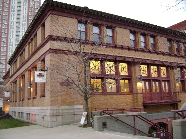 National register of historic places listings in for 50 exchange terrace providence ri