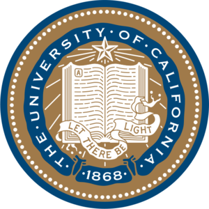 university of California Label