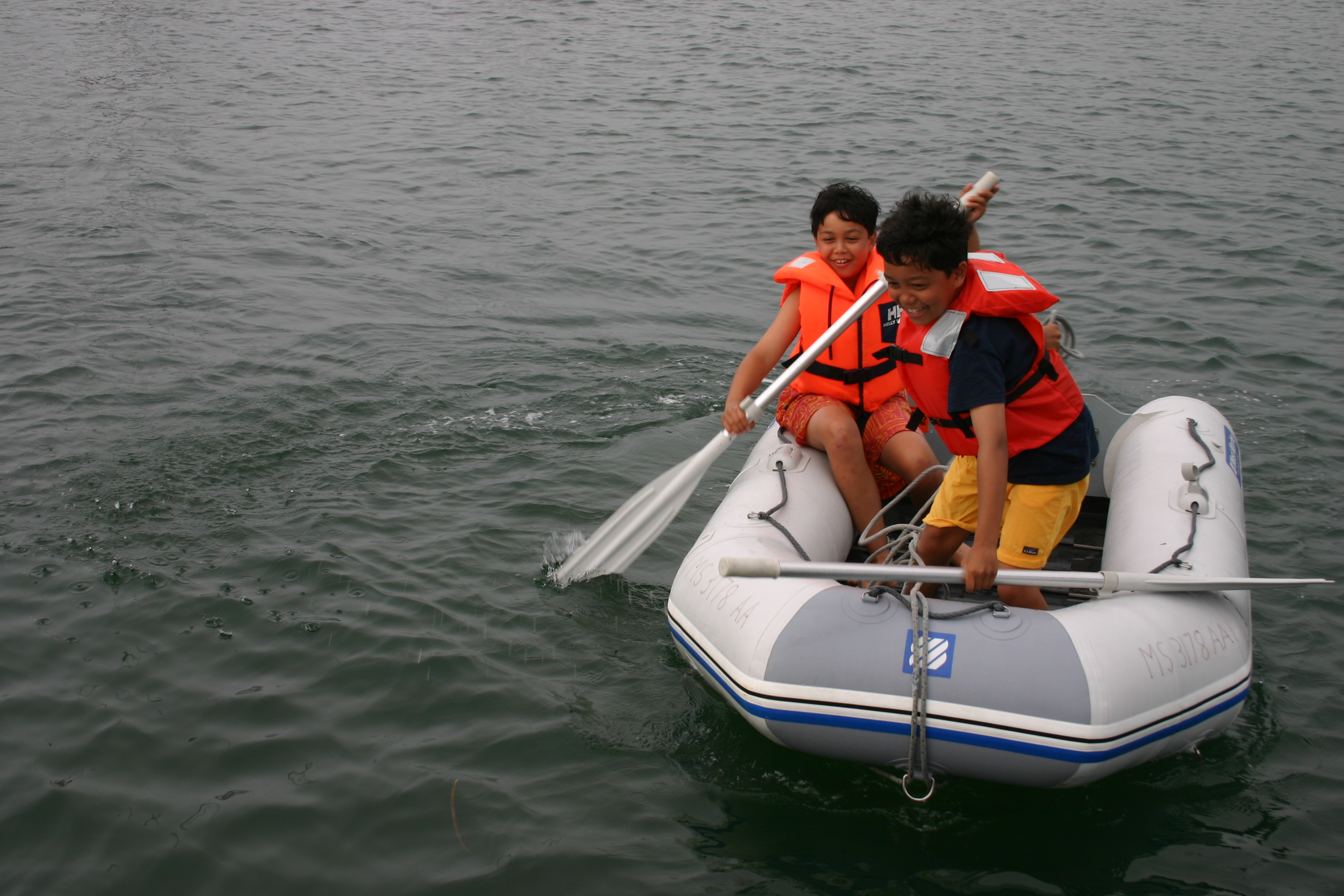 Dinghy Towing Autos Post