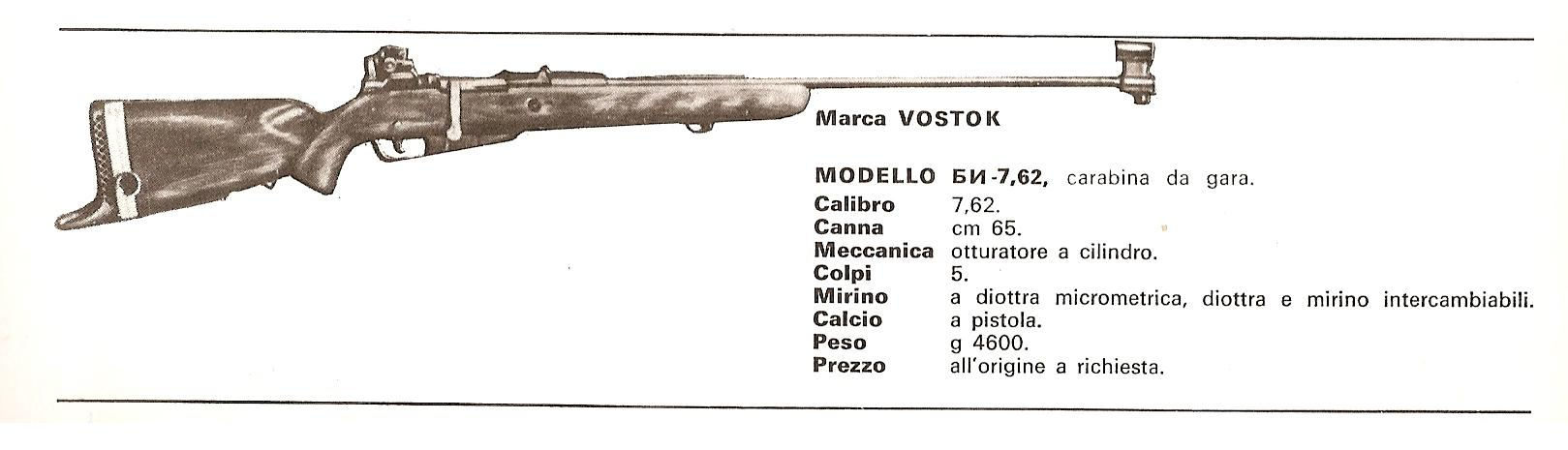 crosse mosin nagant  Vostok_Rifle