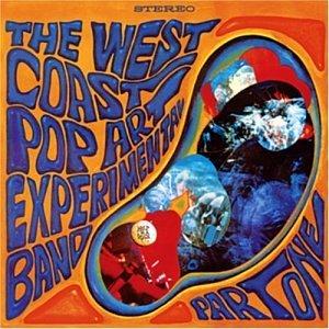 le groupe expérimental pop art de la côte ouest