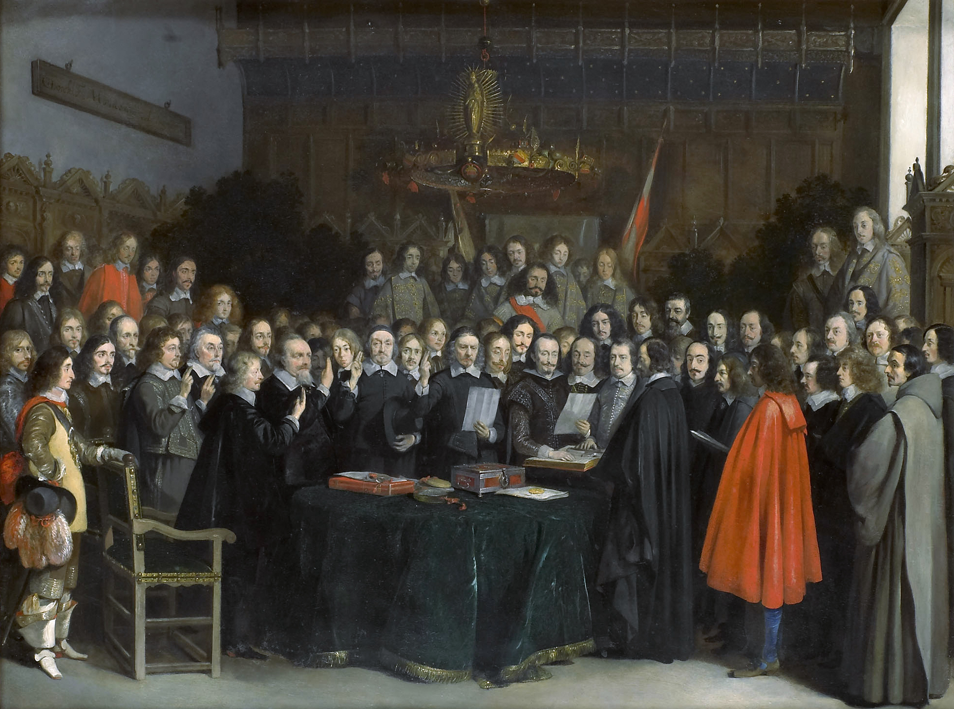 a history of the state system in westphalia The peace of westphalia in 1648 international system past the sovereign westphalian state.