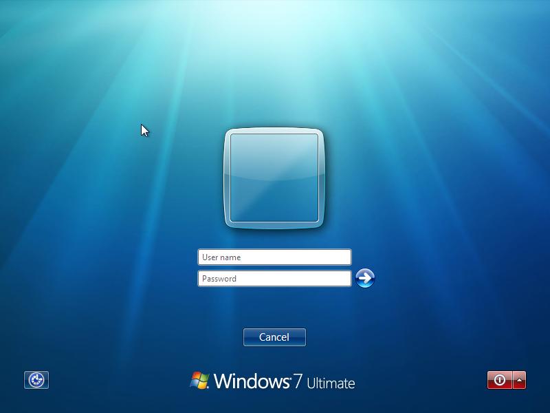 Vista Dos Window Full Screen