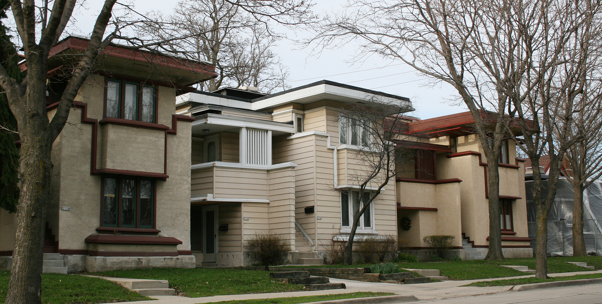 American system built homes for American kit homes