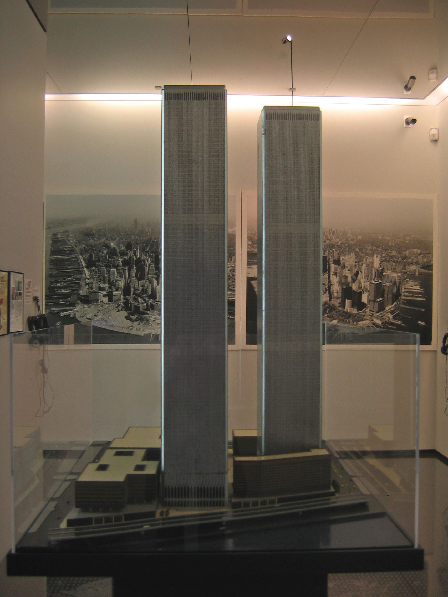 Construction of the world trade center for Interieur world trade center