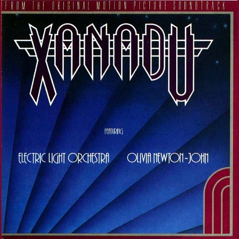 xanadu soundtrack - photo #16
