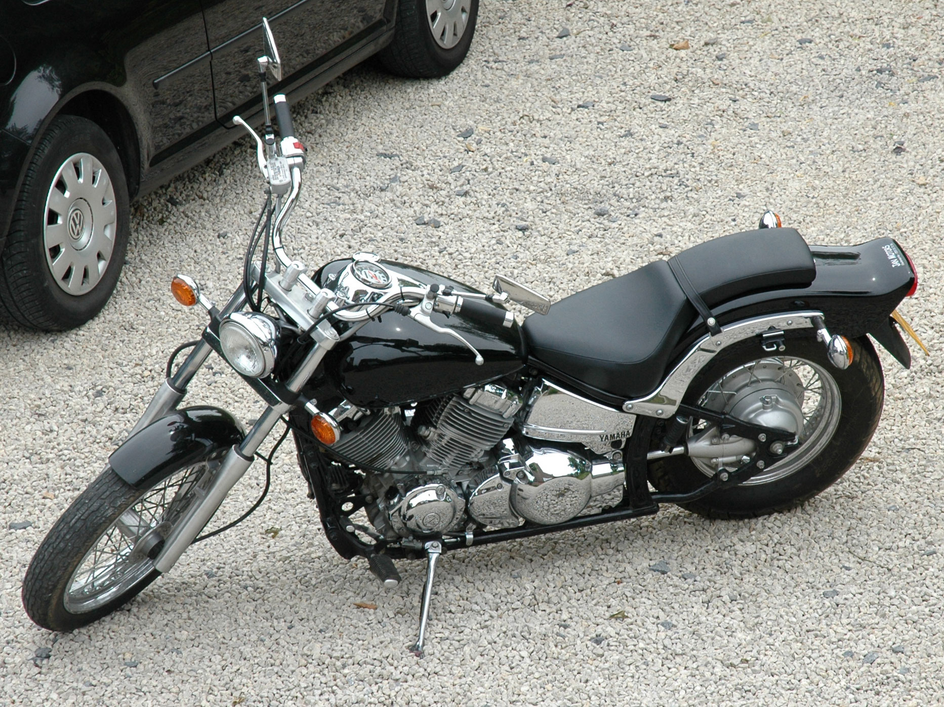 What Is The Yamaha Vstar Called