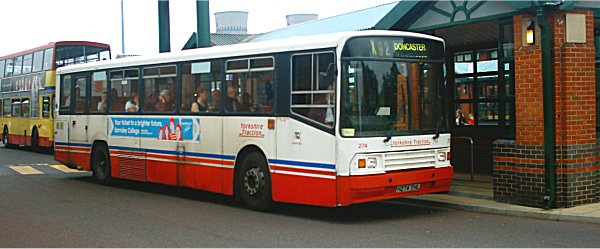 National bus company uk Silver star motors doncaster