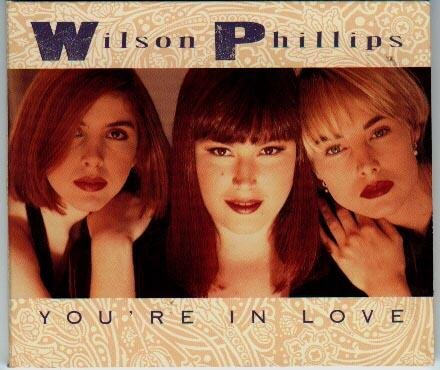 hot chick in wilson phillips