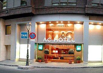Ac hotel avenida de america madrid madrid for Hotel avenida de america madrid