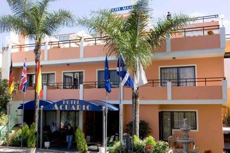 hotel acuario tenerife: