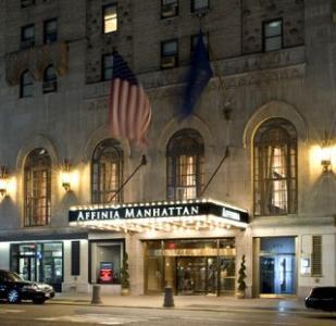 Hotel manhattan new york