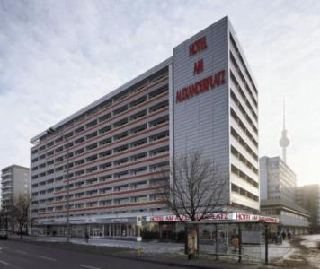 Agon Am Alexanderplatz Hotel Berlin