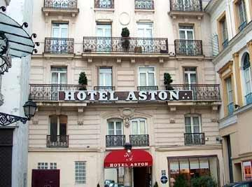 Aston hotel paris paris for Hotel aston barcelona calle paris