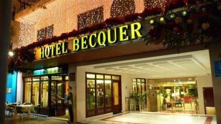 Becquer Hotel Seville Seville Amp Province