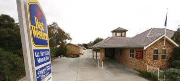Best Western All Settlers Motor Inn Tamworth