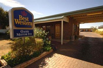 Best Western Broken Hill Oasis Motor Inn