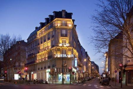 Best Western Champs Elysees Friedland Hotel Paris