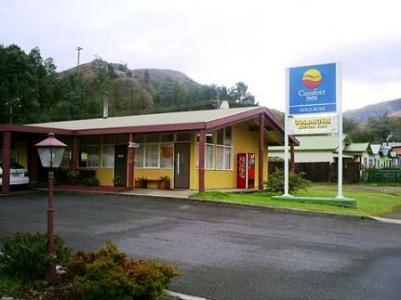gold rush australia pictures. Best Western Gold Rush Motel