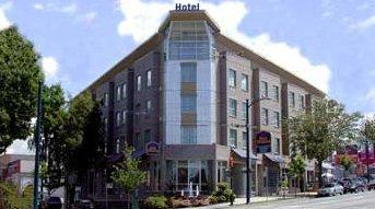 Best Western Uptown Hotel Vancouver