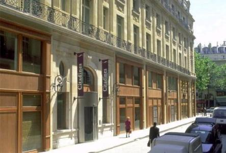 Citadines opera vendome apart hotel paris paris for Appart hotel vendome