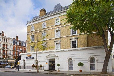 Citadines south kensington apart 39 hotel london london for Apart hotel londre