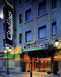 Citadines toison d 39 or apart 39 hotel brussels brussels for Apart hotel citadines