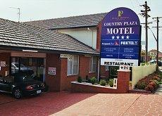 Country Plaza Motel Canberra