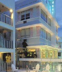 Crest Hotel Miami Parkibg