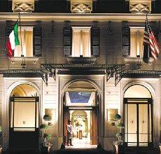 empire palace hotel rome rome. Black Bedroom Furniture Sets. Home Design Ideas