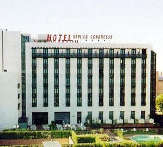 Eurostars sevilla congresos hotel seville province for Hotel eurostar sevilla