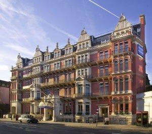london grosvenor kensington hotel: