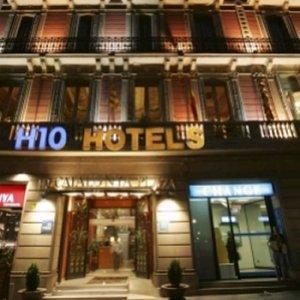 h10 catalunya plaza hotel barcelona barcelona. Black Bedroom Furniture Sets. Home Design Ideas