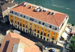 Husa gran hotel puente colgante portugalete bilbao for Hotel puente colgante