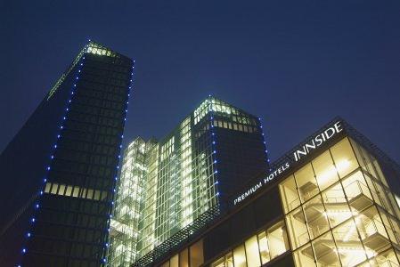 Innside premium hotel munich parkstadt schwabing munich for Design hotel schwabing