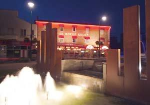 Inter Hotel Le Boeuf Rouge Limoges