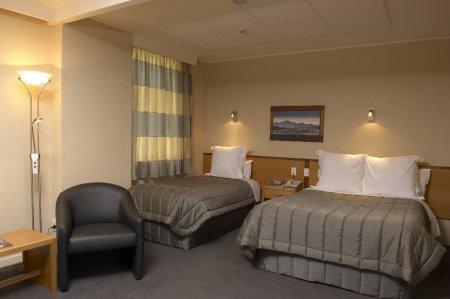 Общая информация об отеле Hotel Kelvin в Инверкаргилл.