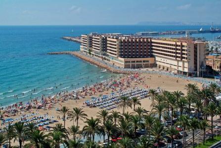 Hotels Near Alicante Airport Spain