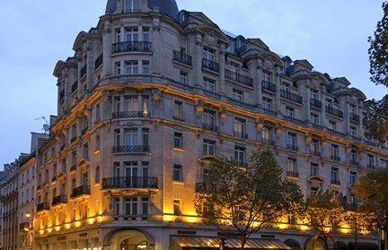 millennium hotel paris opera paris. Black Bedroom Furniture Sets. Home Design Ideas