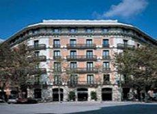 Nh podium hotel barcelona barcelona - Hotel nh podium ...