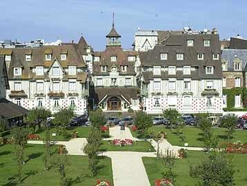 Normandy Hotel Deauville