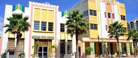 Ocean Five Hotel Information