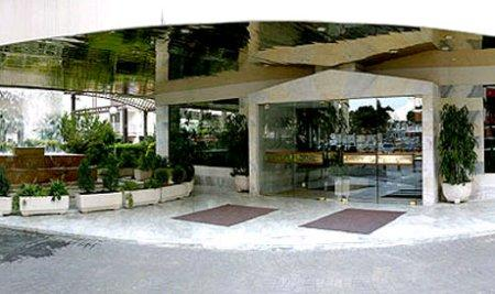 hotel olympus palace salou: