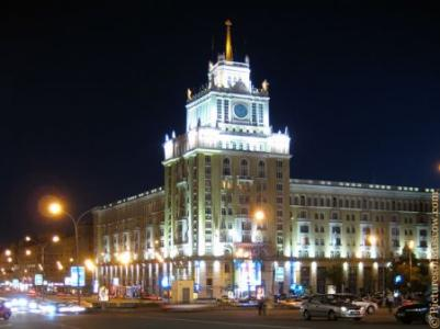 Peking hotel moscow (moscow)