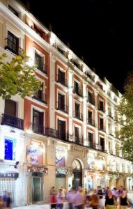 Petit palace puerta del sol hotel madrid madrid for Gran via puerta del sol madrid