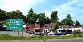 Quality Hotel Welwyn Welwyn Garden City