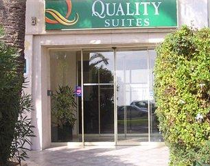 Quality Suites Excellior Residence Nice