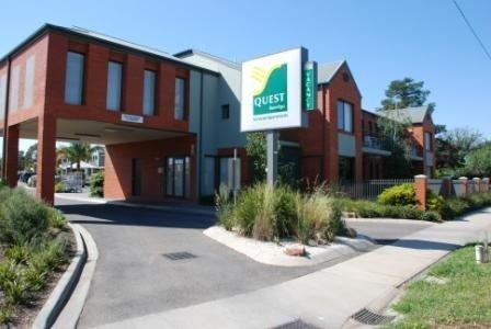Quest Apartments Bendigo